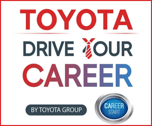 Job at Toyota Motor Thailand Co., Ltd.